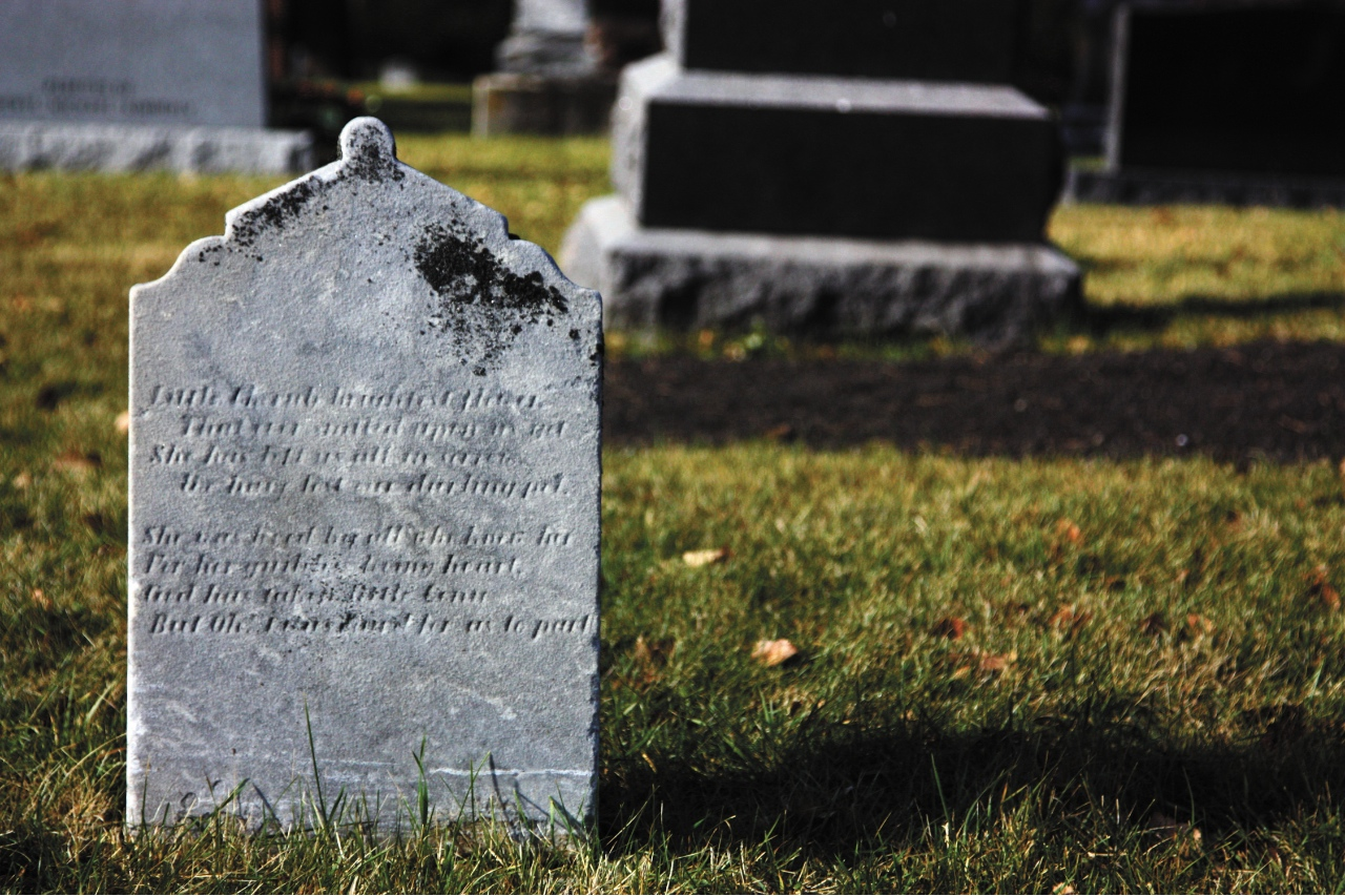 Getting to Know Our Neighbors: The Prairie Home Cemetery