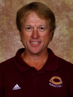 Photo from GoCobbers.com. Men's basketball coach Rich Glas has been working with the Cobbers since 2008.