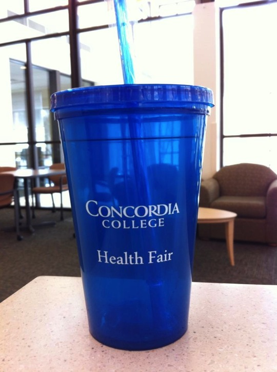 Photo by Meg Pittelko. Students will be able to enter to win door prizes and walk away with some cool stuff at the Health Fair on Friday March 8.