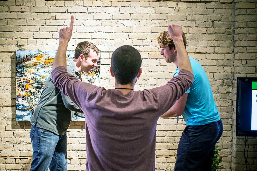 Startup weekend not what Cobbers expected