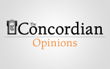 Letter: Open your eyes, Concordia