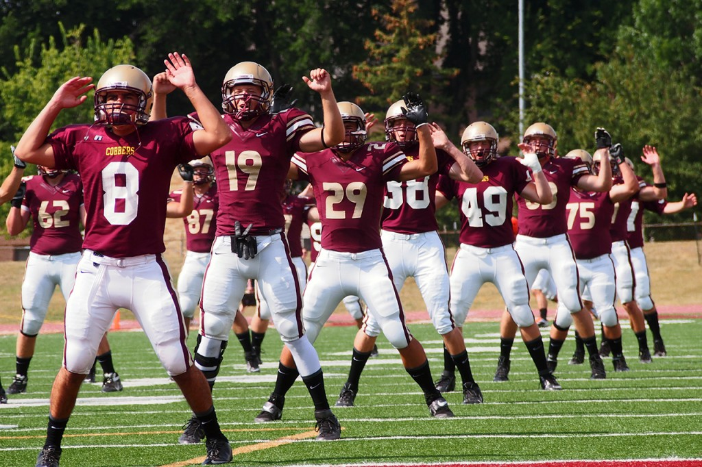Cobber Football Team