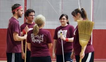 Students enjoy unique athletic clubs