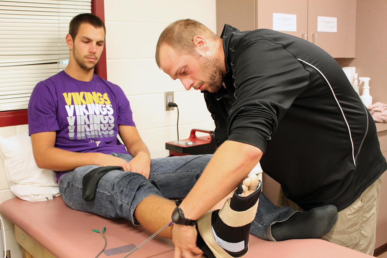 articles on athletic training