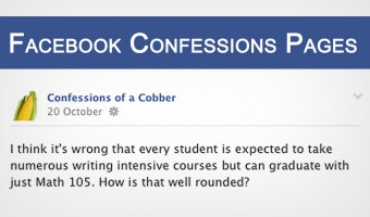 Facebook confessions pages: An examination