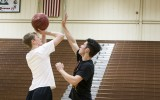 Basketball intramurals underway