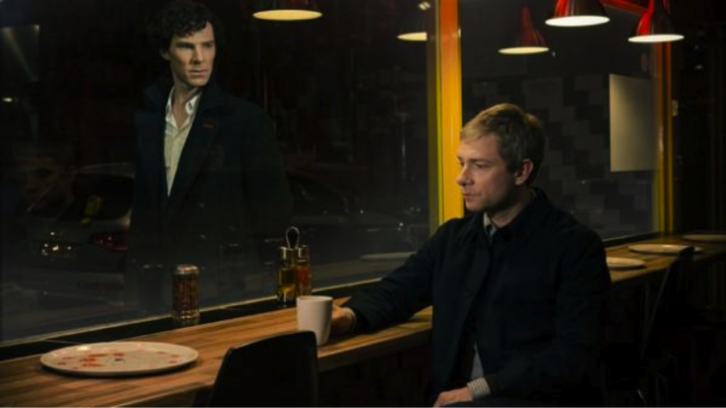 Sherlock - review