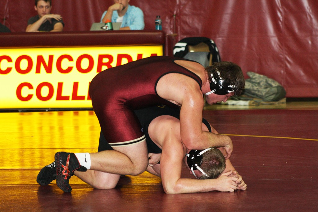 Wrestling, Cody Kasprick, Submitted, WEB