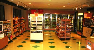 The Korn Krib before its most recent remodel. Mystery surrounds the origins of the convenience store's name. Submitted photo.