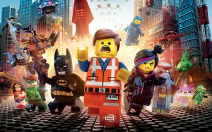 lego movie - review