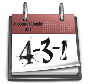 Calendar change, graphic by Morgan Schleif, WEBcrop