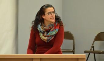 Concordia alumnus directs local play