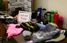 Lost and found hopes to lose neglected items