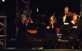 Capistran performs with Mannheim Steamroller