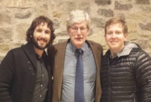 Dr. Clark and Groban Brothers
