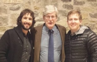 Herr Clark featured on TV with Josh Groban