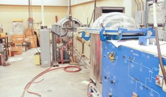 Rare particle accelerator