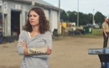 "A still from the film ""Supermoto,"" featuring Concordia alum, Amber Morgan. Submitted."