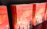 """G. Willow Wilson's """"The Butterfly Mosque"""" is available in the Cobber Bookstore. Photo by Emely Kransvik"""