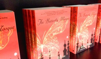 "G. Willow Wilson's ""The Butterfly Mosque"" is available in the Cobber Bookstore. Photo by Emely Kransvik"