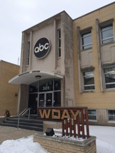 WDAY in Fargo. Photo by Marit Johnson