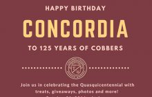 Concordia turns 125