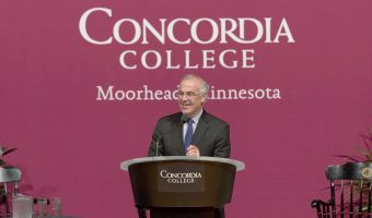 Photo courtesy of Concordia Communication and Marketing.