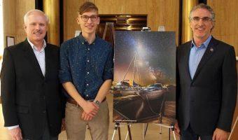 Kopp takes two awards at North Dakota Governor's Photo Contest