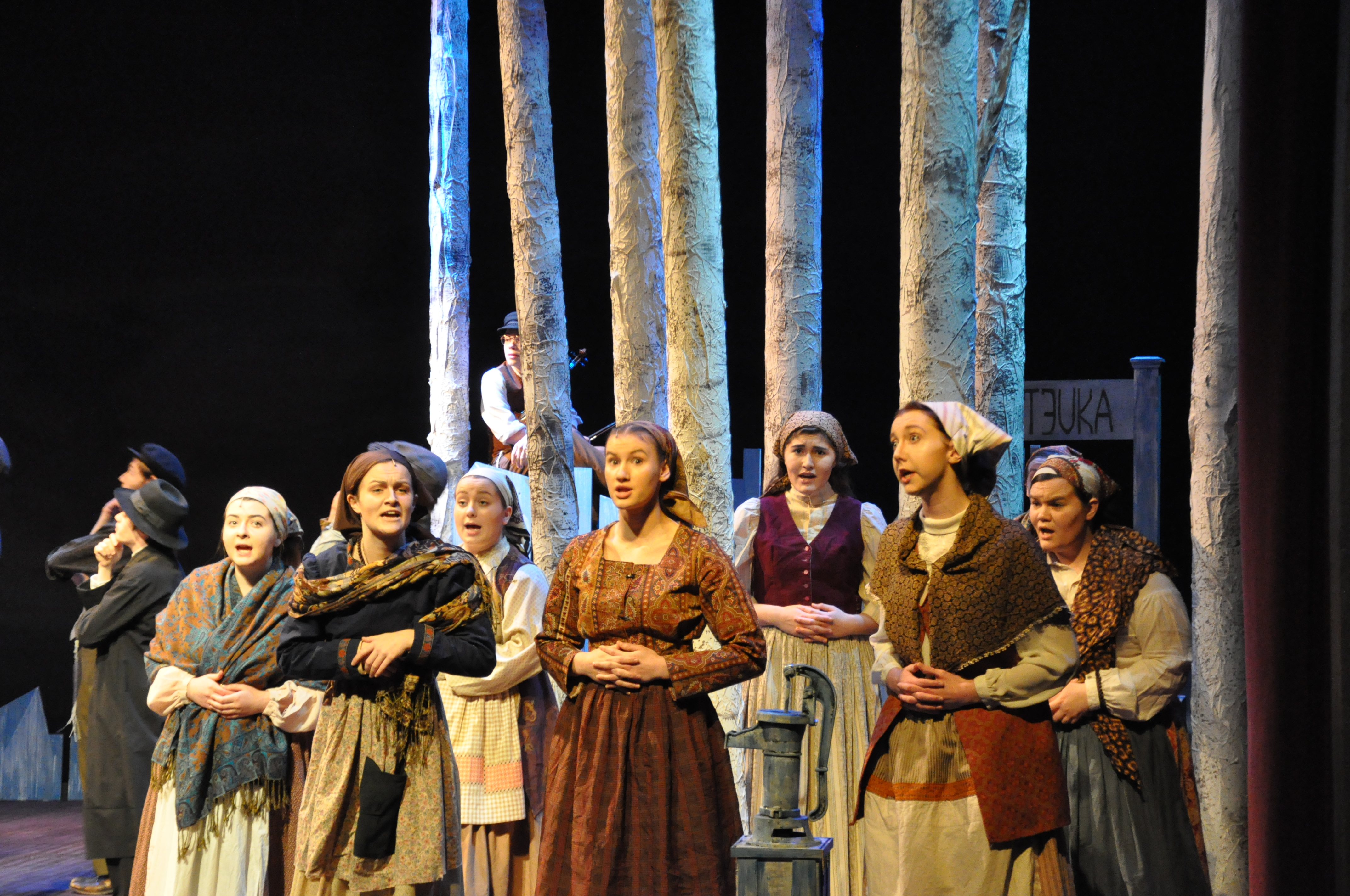 Tony Award Nominee Guest Directs Fiddler On The Roof The Concordian
