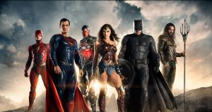 'Justice League' caps super year for comic book movies