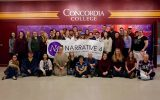 Photo courtesy of Narrative 4 at Concordia.