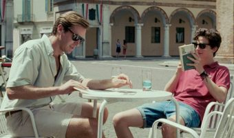 Artie Hammer and Timothée Chalet star in 'Call Me By Your Name.' Sony Pictures Classics.