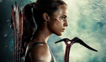 "Alicia Vikander plays Lara Croft in the ""Tomb Raider"" reboot."