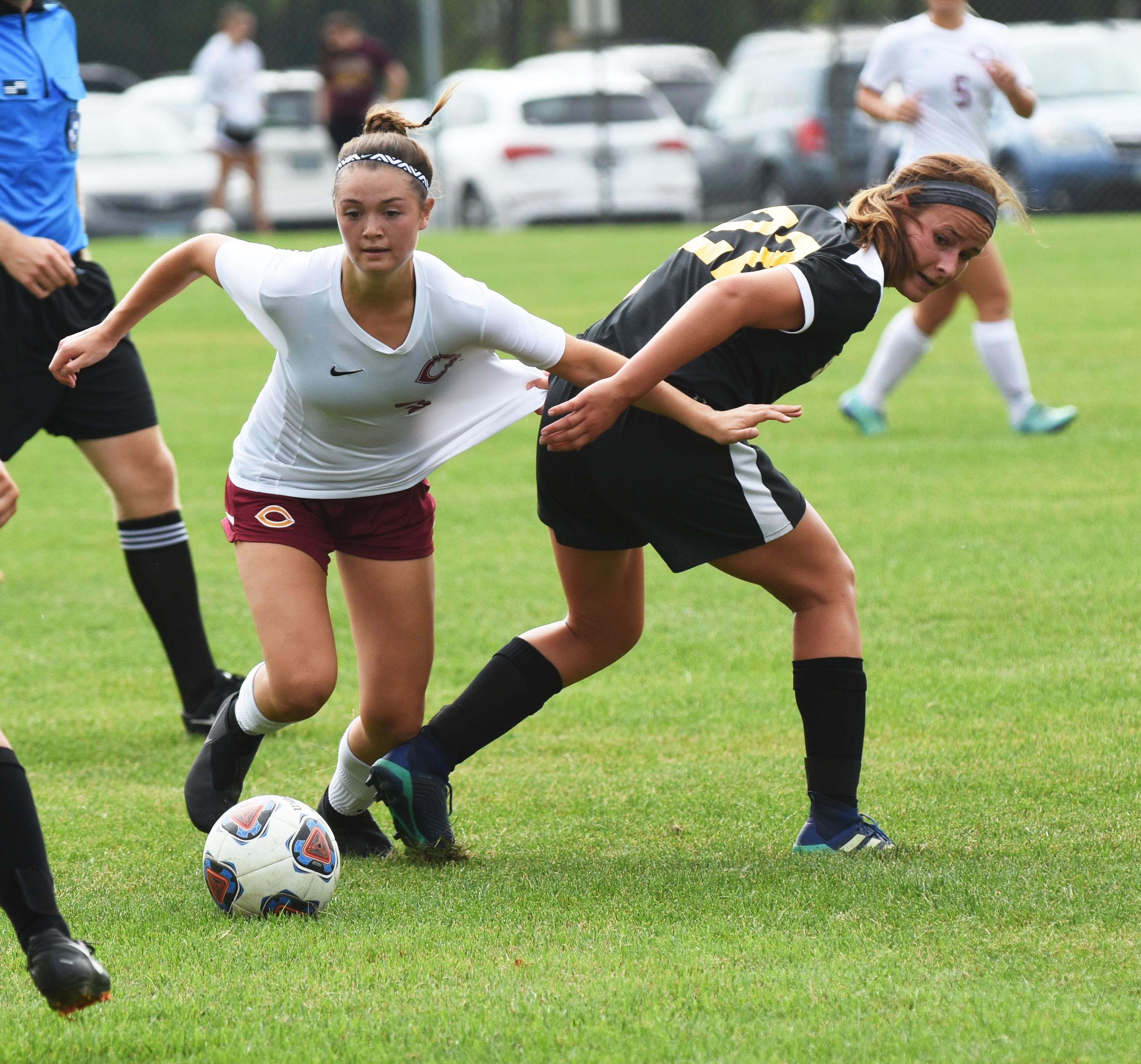 O'Shurak leads women's soccer