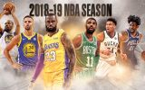 The 2018-2019 season of the NBA is seeing some changes. NATIONAL BASKETBALL ASSOCIATION.