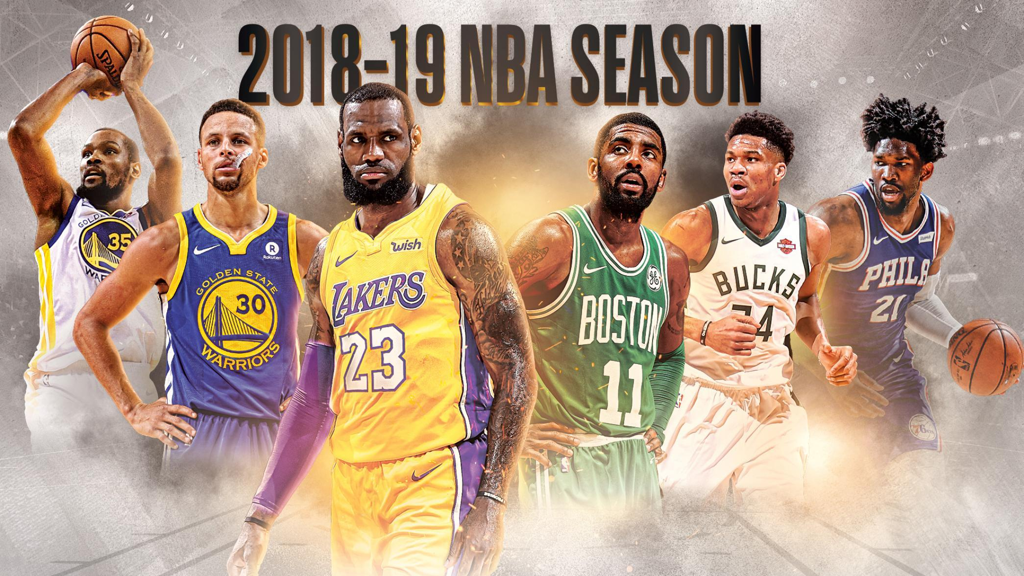 The Concordian – NBA 2018-2019 season preview