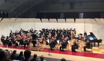 The Concordia Orchestra's home concert featured several impressive works. RACE HOGLUND.