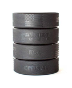 It's a trap: How one man illegally sold half a million hockey pucks