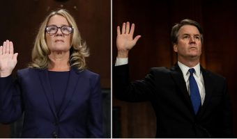 The events following Ford's accusal of Kavanaugh are a current-day example of victim blaming. ASSOCIATED PRESS.