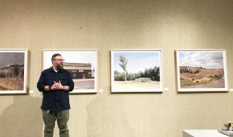 Chris Mortensen discusses his photographs taken on the Iron Range of Minnesota.