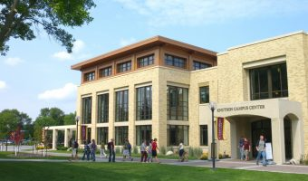 King Center relocated to Knutson Campus Center